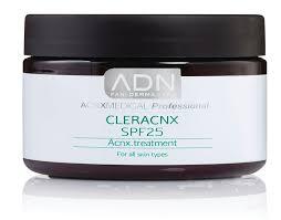 קרם לחות לעור שומני עם נטיה לאקנה   – CLEARACNX – אקנה וטיפול בפצעונים