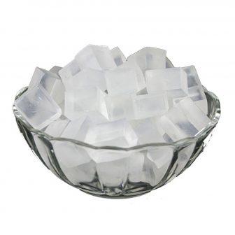 סבון גליצרין שקוף/לבן