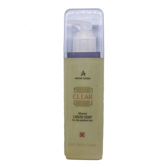 אלסבון נוזלי – Mineral Liquid Soap – סדרת קליר