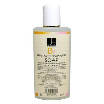 אל סבון לניקוי עמוק לעור שמן ובעייתי – סדרת B3