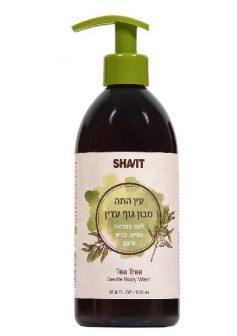 סבון גוף לעור עדין ובעייתי עץ התה – סדרת עץ התה