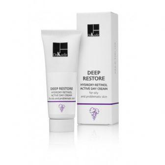 קרם יום הידרוקסי-רטינול לעור שמן ובעייתי  –  Day Cream For The Oily And Problematic Skin – סדרת דיפ ריסטור