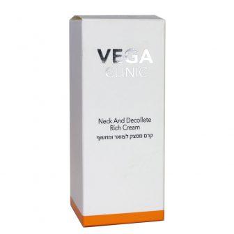 קרם ממצק לצוואר ולמחשוף  – Neck And Decollete Rich Cream – מוצרים לטיפול גוף וספא