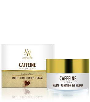 קרם עיניים קפאין רב תכליתי להפחתת כהויות   –   caffeine Multi Function Eye Cream – סדרת קפאין