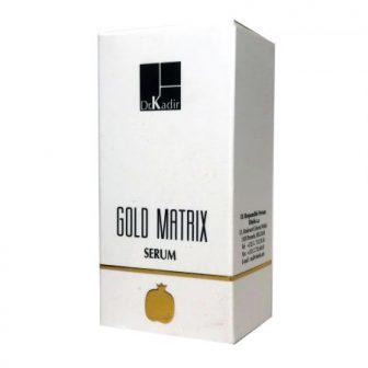 סרום לעור הפנים – סדרת GOLD MATRIX