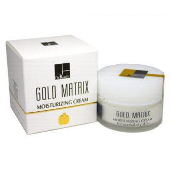 קרם לחות לעור נורמלי יבש – סדרת GOLD MATRIX