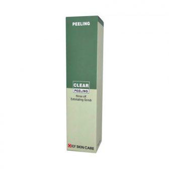 פילינג מינרלי  – Peeling Rinse off Exfoliating Scrub – סדרת CLEAR