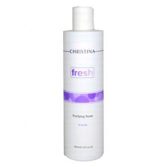 מי פנים לעור יבש – Purifying Toner for dry skin – סדרת פראש