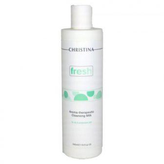 תחליב לניקוי הפנים לעור שמן ומעורב – Aroma-therapeutic Cleansing Milk for oily skin – סדרת פראש