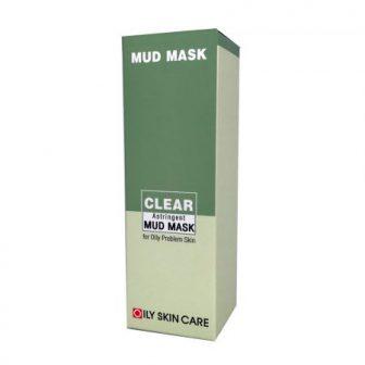 מסכה מכווצת – Astringent Mud Mask – סדרת קליר