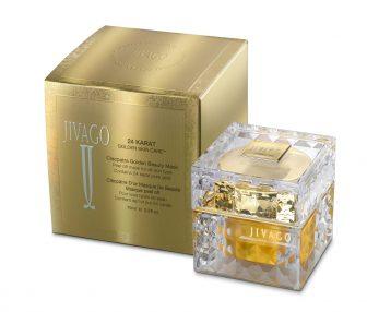 מסיכת זהב קליאופטרה לכל סוגי העור –  24K – סדרת הזהב