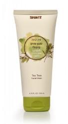 סבון פנים טיפולי עץ התה – סדרת עץ התה