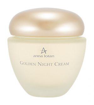 קרם לילה זהב לעור יבש –  Golden night cream – סדרת הזהב