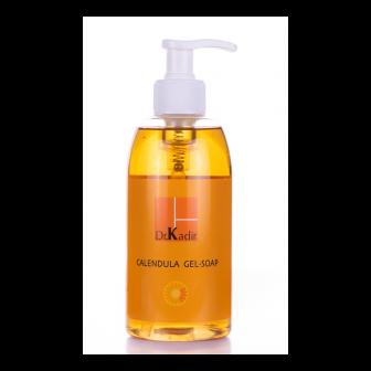 אל סבון ג'ל קלנדולה לניקוי עור הפנים – סדרת מוצרים לגוף