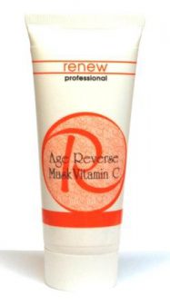 מסכה ויטמין סי אנטי אייג'ינג – Age Reverse Mask Vitamin C – סדרת ויטמין C