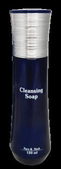 סבון לניקוי פנים והסרת איפור