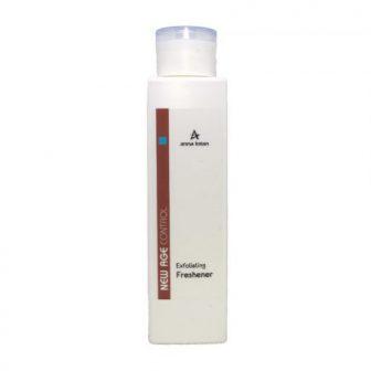 מי פנים להתחדשות העור – Exfoliating Freshener – סדרת NEW AGE