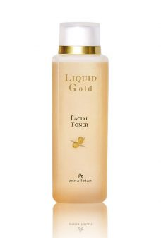 מי פנים לעור יבש –  Liquid Gold Facial Toner – סדרת הזהב