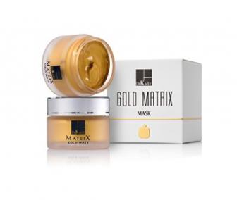 מסכת זהב לעור נורמלי יבש – סדרת GOLD MATRIX