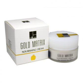 קרם הזנה לעור נורמלי יבש – סדרת GOLD MATRIX