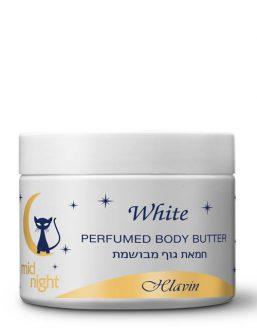 White – חמאת גוף – סדרת מידנייט