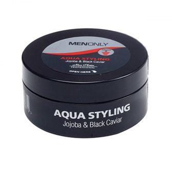 ווקס קוויאר שחור Aqua Styling