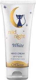 White – קרם מועשר לידיים יבשות –  סדרת מידנייט