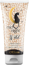Wild – קרם מועשר לידיים יבשות – סדרת מידנייט
