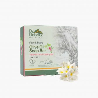 סבון מוצק טבעי ורדים ויסמין – פנים וגוף – סדרת גוף