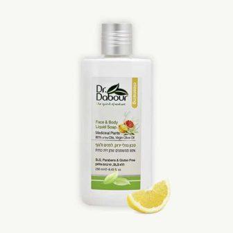 סבון נוזלי ירוק – הדרים – סדרת גוף
