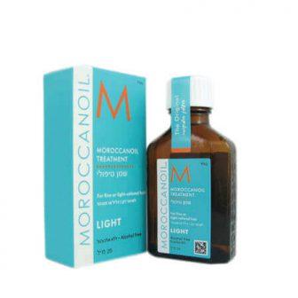 שמן מרוקאי טיפולי לשיער דק