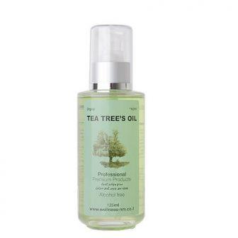 סרום שמן עץ התה לטיפוח השיער והקרקפת
