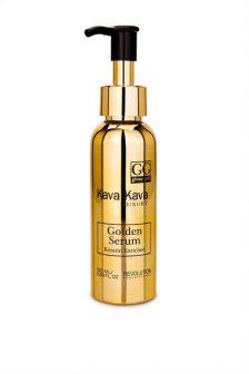 סרום זהב לשיער יבש