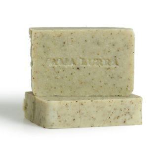 סבון טבעי הדס ולבנדר | Natural myrtle and lavender soap