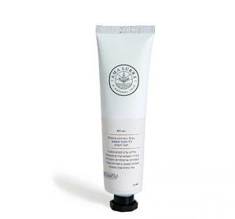 פילינג ג'ל סקראב משמש טבעי לעור הפנים