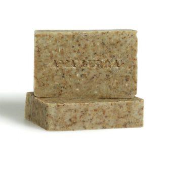 סבון טבעי עם צמחי מרפא | Natural soap with herbs
