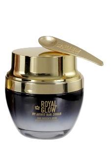 קרם לחות קווין סקין – Queens skin renewal day cream 24k  – של המותג  ROYAL GLOW